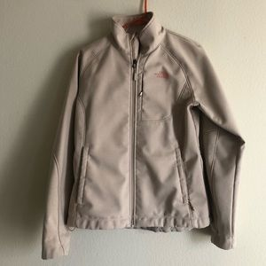 The North Face soft shell